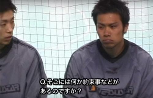 2人での局面打開(太見寿人・関健太朗選手)